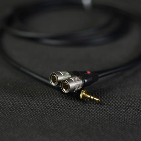 MrSpeakers - 1/4 Inch Connector & Standard Cable