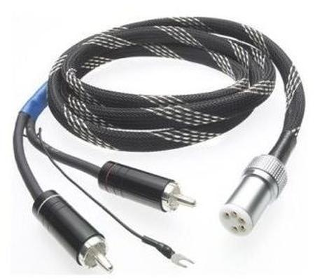 Pro-Ject - 1.23M DIN to RCA CC Tonearm Cable with Ground Wire