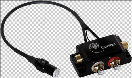 Cardas - Phono Interface Box Straight