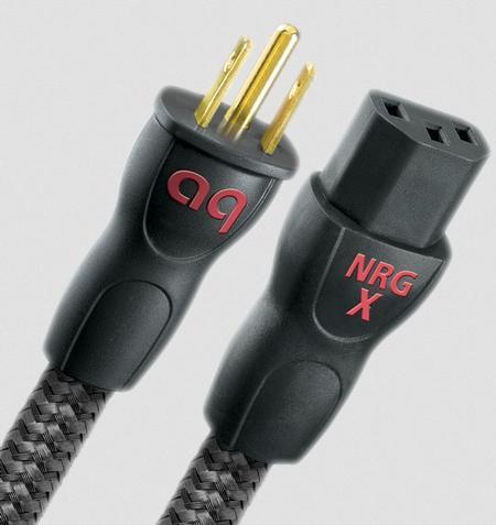 AudioQuest - NRG-X3 Power Cord