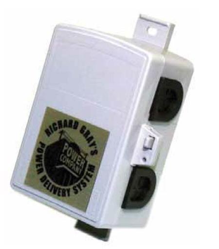 Richard Gray's Power Company - Cable Guard 1