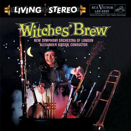 Alexander Gibson - Witches' Brew