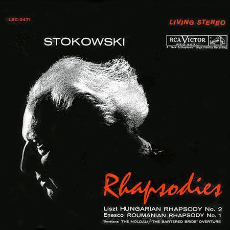 Leopold Stokowski - Rhapsodies
