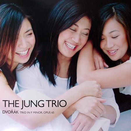 The Jung Trio - Dvorak: Piano Trio Op.65
