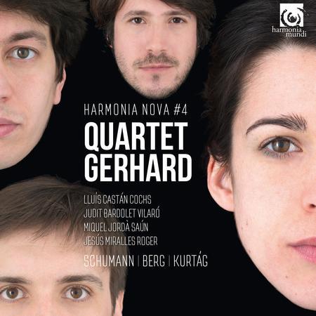 Quartet Gerhard - Quartet Gerhard - harmonia nova #4