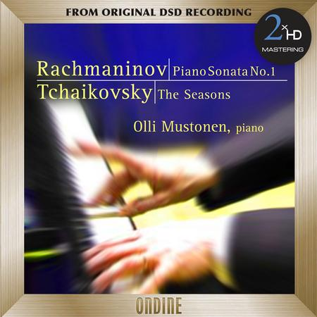 Olli Mustonen - Rachmaninov Piano Sonata No. 1 - Tchaikovsky The Seasons
