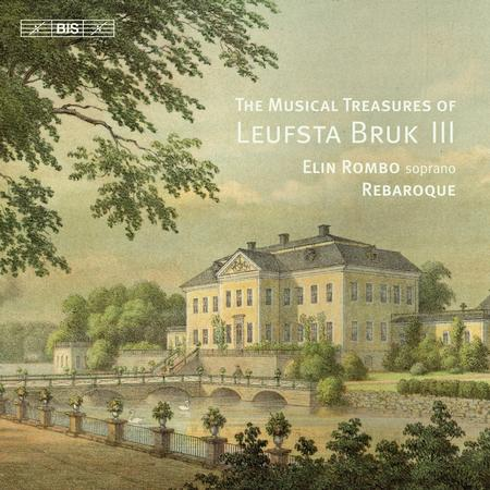 Elin Rombo - The Musical Treasures of Leufsta Bruk, Vol. 3