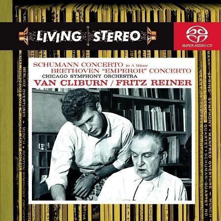 Van Cliburn - Schumann: Piano Concerto in A Minor
