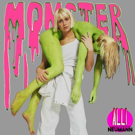 Alli Neumann - Monster (EP)