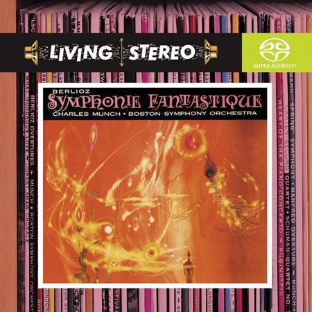 Charles Munch - Berlioz: Symphonie Fantastique