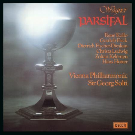 Sir Georg Solti - Wagner: Parsifal