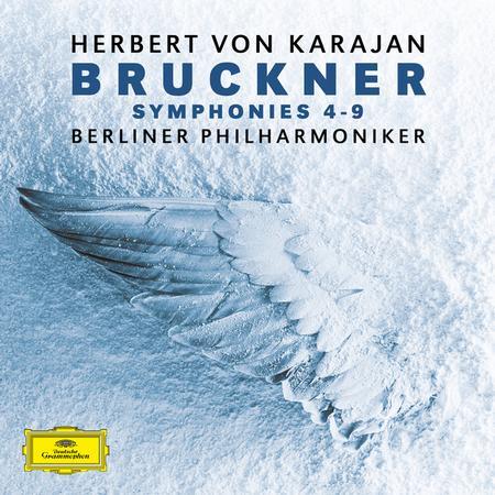 Berliner Philharmoniker - Bruckner:Symphonies No. 4 - No. 9