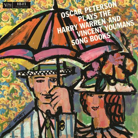 Oscar Peterson - Oscar Peterson Plays The Harry Warren And Vincent Youmans Song Books
