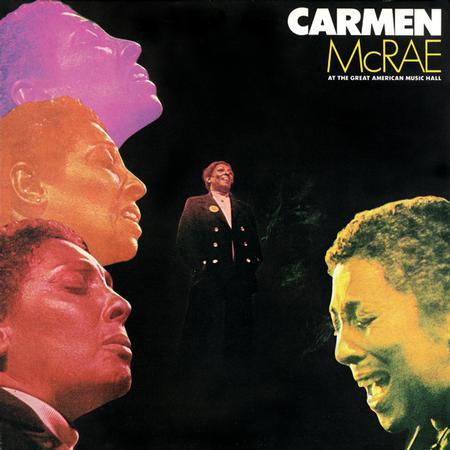 Carmen McRae - At The Great American Music Hall