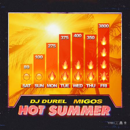 DJ Durel - Hot Summer (Single)