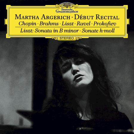 Martha Argerich - Martha Argerich - Debut Recital