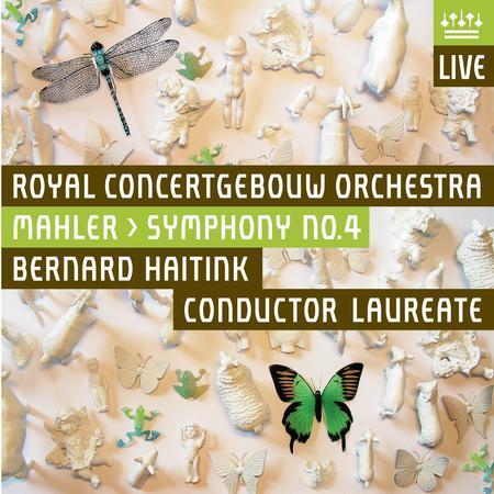 Royal Concertgebouw Orchestra - Mahler: Symphony No. 4 (Live)