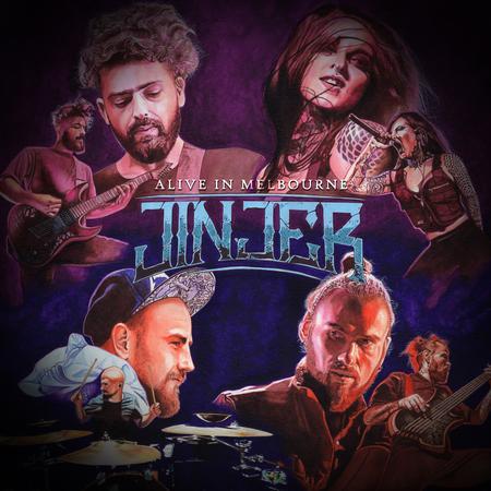 Jinjer - Alive in Melbourne (Live)