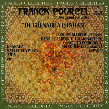 Franck Pourcel - De Grenade a Ispahan (Remasterise en 2019)