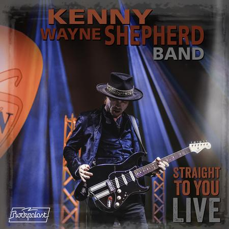 Kenny Wayne Shepherd - Blue On Black (Live)
