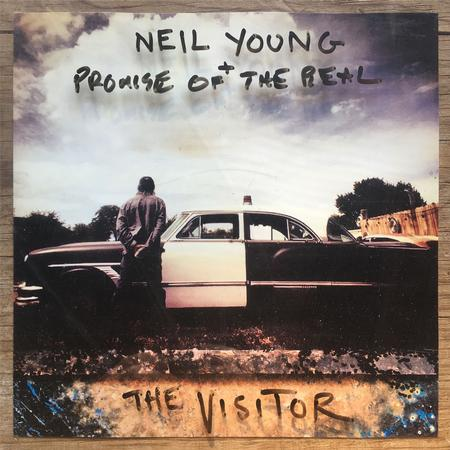 Neil Young and Promise of the Real - The Visitor
