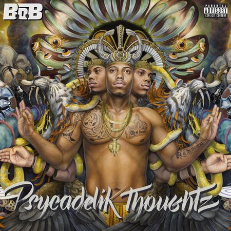 B.o.B - Psycadelik Thoughtz