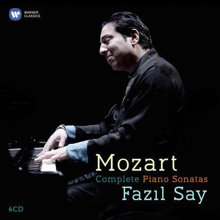 Fazil Say - Mozart: Complete Piano Sonatas