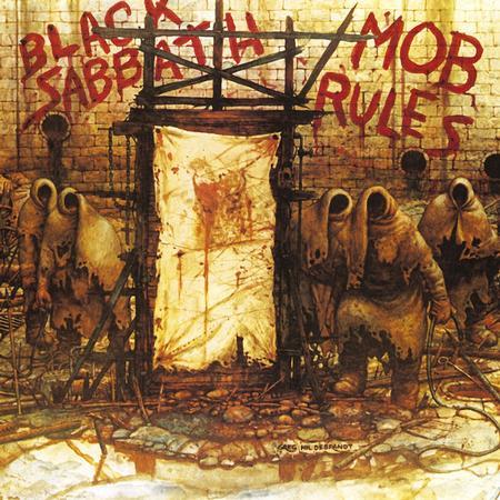 Black Sabbath - Mob Rules