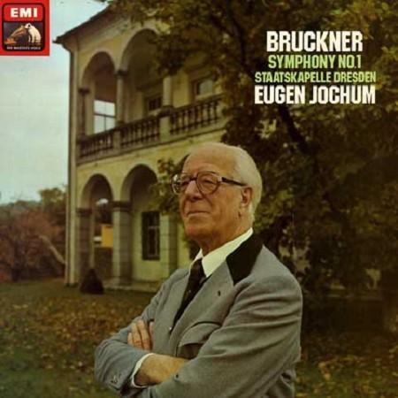 Jochum, Staatskapelle Dresden - Bruckner: Symphony No. 1