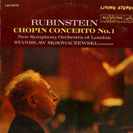 Chopin Rubinstein Nocturnes Vol 1