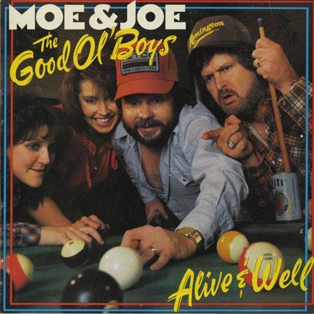 Moe Bandy and Joe Stampley Partners In Rhyme