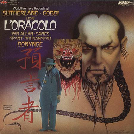 Sutherland, Gobbi, Bonynge, National Philharmonic Orchestra - Leoni: L'Oracolo