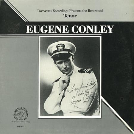 Eugene Conley - The Renowned Tenor