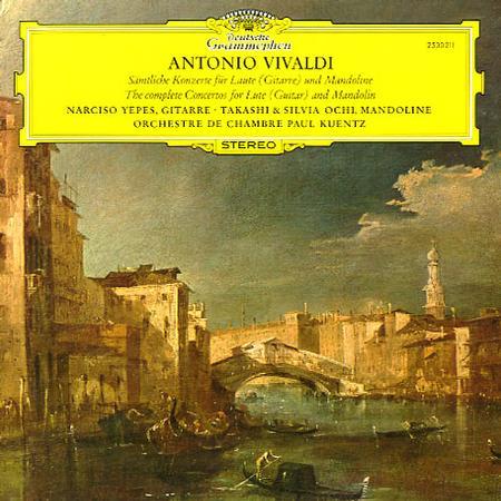 Antonio Vivaldi - Jean-François Paillard - Concertos Pour Violoncelle