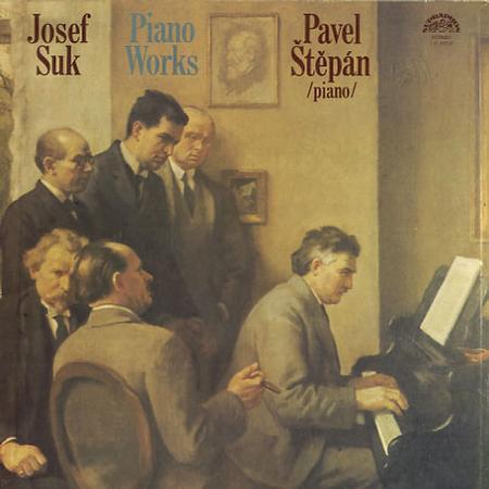 Pavel Stepan - Suk: Piano Works