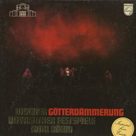 Bohm, Bayreuther Festspiele - Wagner: Gotterdammerung