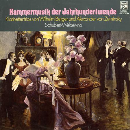 Schubert-Weber Trio - Kammermusik der Jahrhundertwende