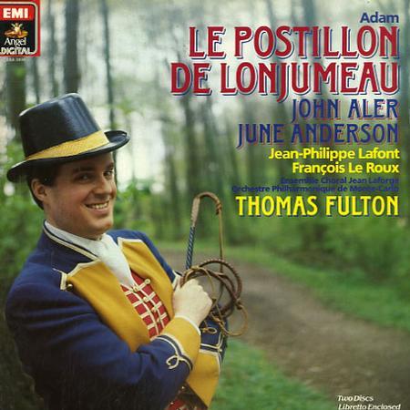 Aler, Fulton, Orchestre Philharmonique de Monte-Carlo - Adam: Le Postillon de Lonjumeau