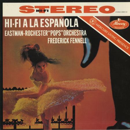 Fennell, Eastman-Rochester Pops - Hi-Fi A La Espanola