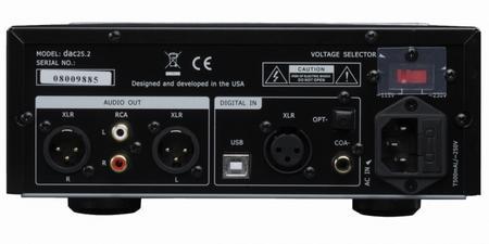 Music Hall Audio - DAC 25.3 USB D/A Converter