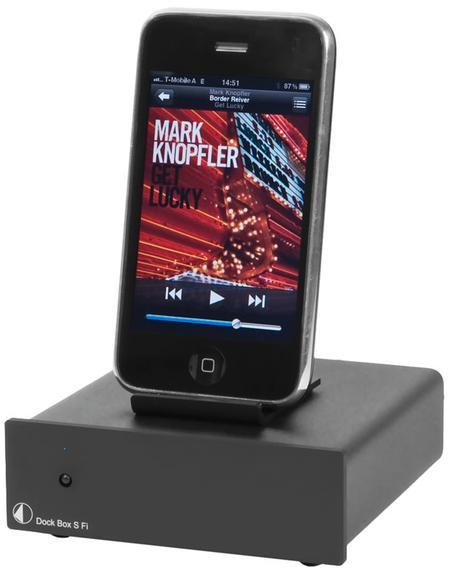 Pro-Ject - iPod Dock Box S Fi