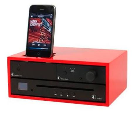 Pro-Ject - Design Box 4 iP