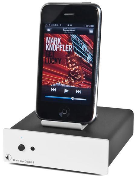 Pro-Ject - iPod Dock Box S Digital