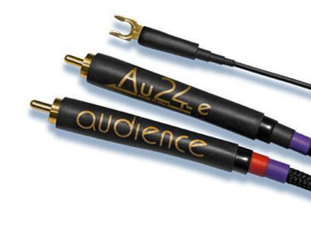Audience - Au24e High Z MC Phono Cable