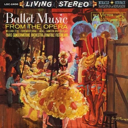 Anatole Fistoulari - Ballet Music From The Opera