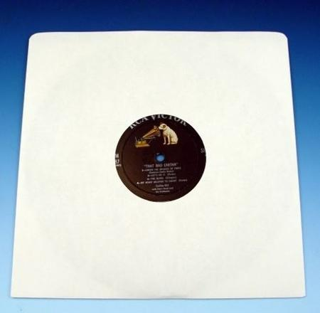 - RS-245 Record Paper Sleeve 10