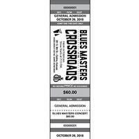 Blue Heaven Studios - Blues Masters 21 Concert Ticket