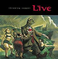 Live - Throwing Copper -  Vinyl Record