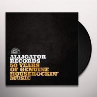 Various Artists - Alligator Records: 50 Years Of Genuine Houserockin' Music