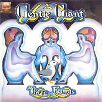 Gentle Giant - Three Friends -  180 Gram Vinyl Record